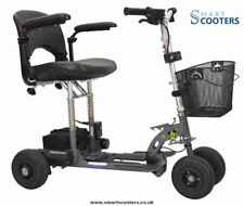 SupaScoota Hd  New Folding Boot Mobility Scooter  Free Delivery &Free Insurance