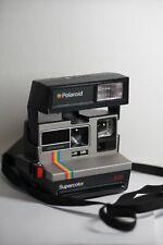 Película polaroid Supercolor 635 Retro Instantánea cámara toma 600 comprimidos