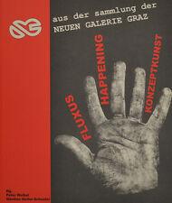 PETER WEIBEL - DE LA COLLECTION LE NOUVEAU GALERIE GRAZ (KB 128)