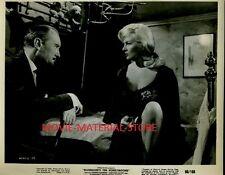 """George Sanders Bluebeard's Ten Honeymoons Original 8x10"""" Photo #K6542"""