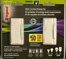 Legrand Radiant Multi-Location Dimmer Kit 700W white