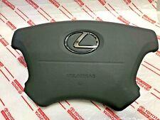 *NEW LEXUS DRIVER SIDE STEERING WHEEL PAD LS430 2004-2006 BAG OEM GREY AIR