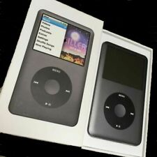 New Apple iPod 7th Generation Black 2 Yr Warranty 160GB Fast Shipping From USA!