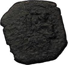 Andronicus III Palaeologus 1328AD Byzantine Coin Palaeologan monogram i30697