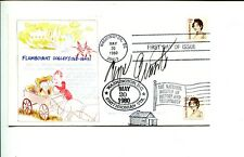 Ange Armato Rockford Peaches AAGPBL Signed Autograph FDC