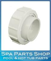 "Pool & Spa 2.5"" - 2"" Pump Union Nut Tail Piece PVC Connection Waterway 400-5990"