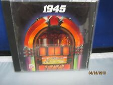 YOUR HIT PARADE 1945 Time Life 1989 CD  Super Fast Shipping + tracking