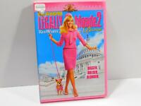 Legally Blonde 2: Red, White and Blonde DVD movie, 2003, Special Edition