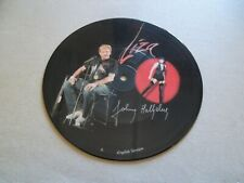 PICTURE DISC JOHNNY HALLYDAY LIZA