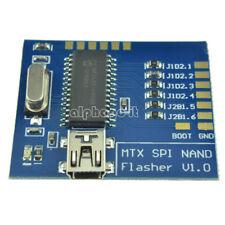 Matrix NAND Programmer MTX SPI NAND Flasher V1.0 Fast USB SPI NAND programmer T