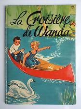 La croisière de Wanda Joli album pour enfant Lito