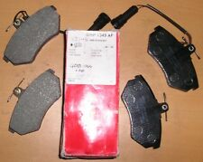 AUDI 80, 90, A4, Coupe, Quattro pastiglie dei freni anteriori UNIPART-GBP1349AF