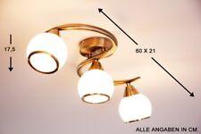 Glas Deckenleuchte Deckenlampe Lampe Leuchte Deckenlampen Deckenleuchten Lampen