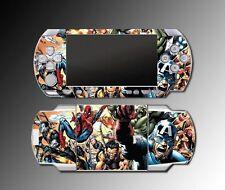 Amazing Spider-Man Video Mutant Avengers Hulk Game SKIN Cover #3 Sony PSP 1000