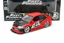 Jada 1/18 scale Seans Mitsubishi Lancer Evolution V111  97179 FAST AND FURIOUS