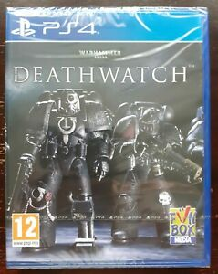 Warhammer 40,000 Deathwatch - Playstation 4 PS4 Game - New & Sealed