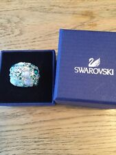 Swarovski Ring Chic New In Box Size 52 Small Perfect No Outer Sleeve