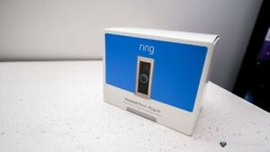 Ring doorbell pro 2 Plug-in - BRAND NEW RRP AU$399