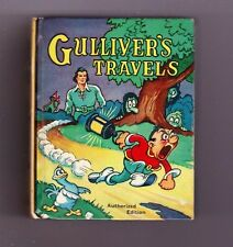 Gulliver's Travels   1939     Adapted From Paramount Movie     FN-VF Copy