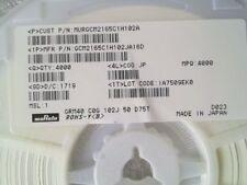 1 Rolle=4000Stück Keramik Kondensator - 0,001uF - 50V - GCM2165C1H102JA16D - NEU