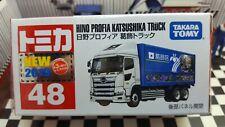 Tomica #48 Hino Profia Katsushika Truck New In Box