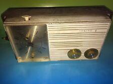"Vintage ""Zenith"" Chassis: 5N02 Clock Radio Model: X174J"
