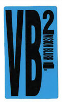 Vtg NOS Vision Streetwear Blurr 2 II Sticker Decal Skate Skateboard