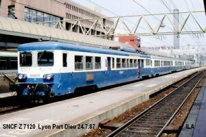 ILA-Dia  SNCF Z 7120 Lyon Part Dieu 24.7.87