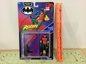 """Batman Returns """"Robin"""" action figure, FREE shipping Kenner from 1991"""