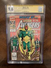 What If? 19 CGC 9.6 Vision of Avengers Conquered World 🔥WP 3757921001 SS Thomas