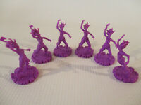 CTHULHU WARS Lot of 6 OPENER OF THE WAY ALTERNATE ACOLYTE Miniature Figures NEW!