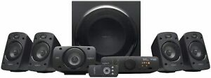 Logitech Z906 THX 5.1 Surround Sound Speakers - Black