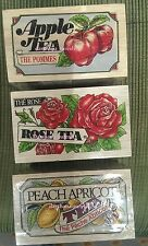 Mlesna , Apple Tea,Rose Tea,Peach Apricot 300g box