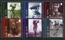 More details for jersey golf stamps 2020 mnh harry vardon famous people sports 6v set