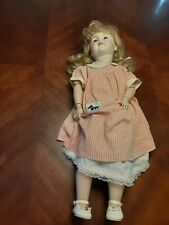 "24"" Simon Halbig Kammer Reinhart Seeley Body Reproduction 117 Doll Mary McKenzie"