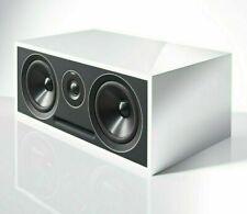 ACOUSTIC ENERGY 307 CENTRE CHANNEL SPEAKER / LOUDSPEAKER - GLOSS WHITE - NEW AE