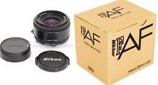 Nikon AF Nikkor 28mm 1:2 .8 Gran Angular De Lente Nikon Ai-s Film & Digital SLR