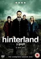 HINTERLAND Complete BBC TV Series 1 Collection + Extras Four Part Drama New DVD