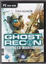 Tom Clancy's Ghost Recon Advanced Warfighter Shooter Jeu Pc