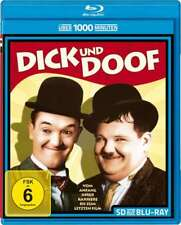 20 ORE Laurel e Hardy spessa & Doof classico FILM RARITÀ SD ON BLU-RAY