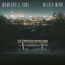 Mumford & Sons - Wilder Mind ( CD - Album - Deluxe Edition - New Not Sealed )