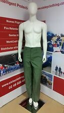 Nomex 150gsm Sage Green Trouser (#28) Size: 99W