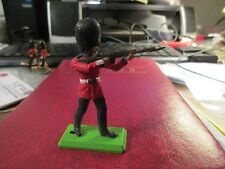 1971 Britains Deetail Napoleonic Wars British Standing Riflemen