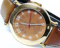 Reloj pulsera hombre Yves Renoid Retronavy Quartz Original Vintage Nuevo
