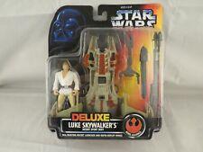 Star Wars - POTF2 - Deluxe Luke Skywalker's Desert Sport Skiff
