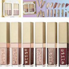 Stila Eye For Elegance Shimmer Glitter Liquid EyeShadow Holiday 6PCS Set Make-up