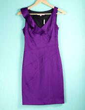Polyester Regular Size Shift Review Dresses for Women