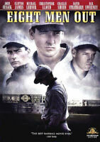 Eight Men Out DVD NEW