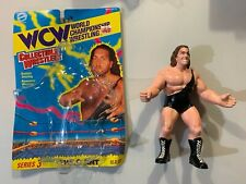 WCW Collectible Wrestlers Series 3 The Giant loose figure w/ box 1994