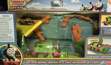 Thomas & Friends PERCY Take-N-Play Lake Levee Repair Playset train toy set NEW